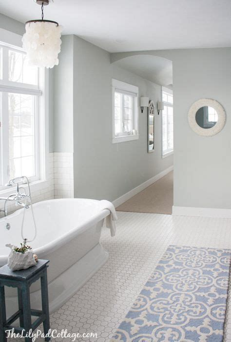 Arctic Grey by Benjamin Moore - The Lilypad Cottage