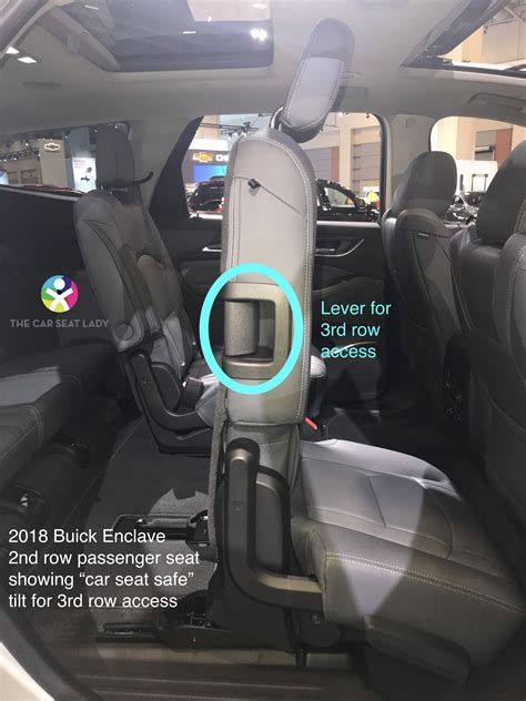 The Car Seat Lady – Buick Enclave